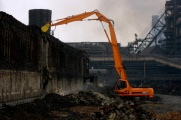 Doosan S420LC-V Demolition