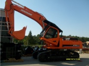 Doosan S340LC-V Demolition