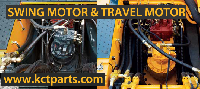 Travel motor, reduction gear, swing device available