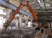 Doosan DX300LC-A Demolition